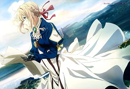 Image result for violet evergarden