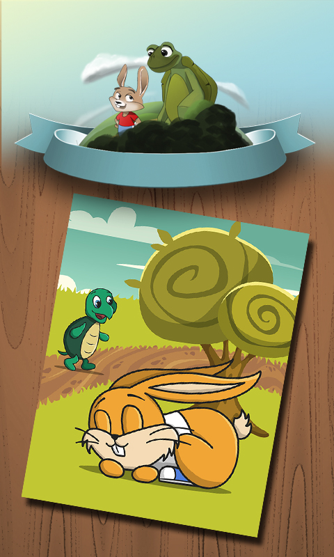 La liebre y la tortuga - Cuentos interactivos: Amazon.es ...