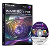 Image Edit PRO Suite - Professional Photo / Image Editing Software Suite - Photoshop CS6, CS5 Alternative - 4 Advanced Programs (PC) - BOXED AS SHOWN