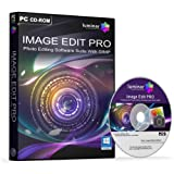 Image Edit PRO Suite - Professional Photo / Image Editing Software Suite - 4 Advanced Programs (PC) - BOXED AS SHOWN