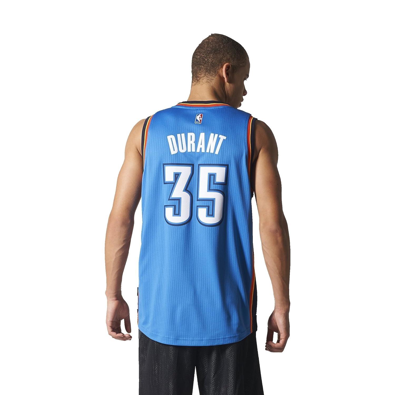 adidas A46194 NBA International Swingman Jersey #35 Kevin Durant, Oklahoma  City Thunder, Jerseys - Amazon Canada