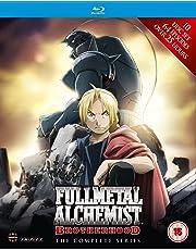 Fullmetal Alchemist Brotherhood - Complete Series (Episodes 1-64)