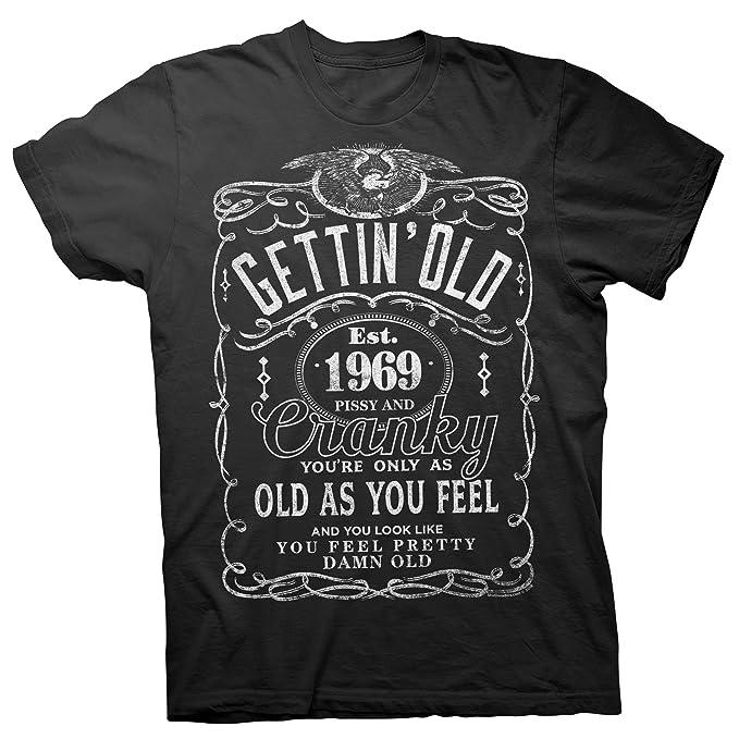 ShirtInvaders 50th Birthday Gift T Shirt