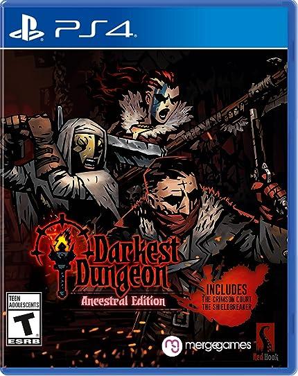 Amazon com: Darkest Dungeon: Ancestral Edition - PlayStation