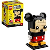 LEGO 6225330 Brickheadz Mickey Mouse 41624 Building Kit (109 Piece), Multicolor