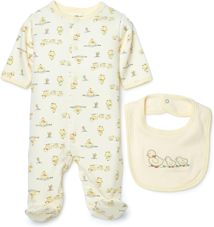 Little Me Unisex Baby Duck Layette Set