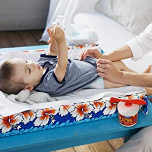 Image: Boudreaux's Rash Kicking Kit | 2 oz. Original Butt Paste, 2 oz. Maximum Strength Butt Paste and Diaper Cream Brush Applicator | Baby Gift Set