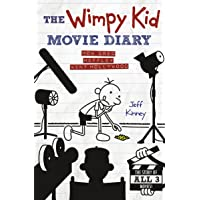 The Wimpy Kid Movie Diary How Greg Heffley Went Hollywood by Jeff Kinney - Hardcover