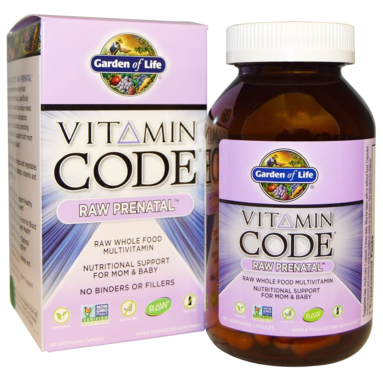 garden of life multivitamin for men vitamin code men s raw whole