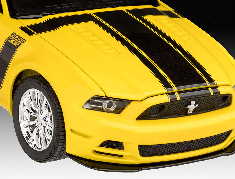Revell RV07652 2013 Ford Mustang Boss 302 Model kit