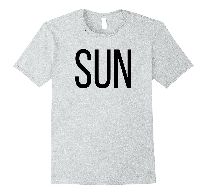 96062e1f1 Sunday T-Shirt Days of the Week T-Shirts, Costume, Shark Set-ANZ ...