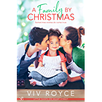 A Family by Christmas (Little Shops on Heart Street Book 1) book cover