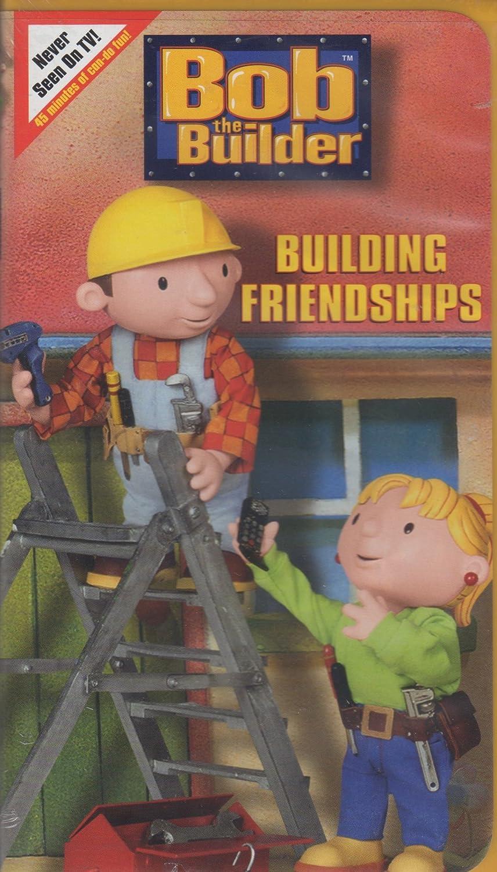 Bob the builder live online dvd rental - Amazon Com Bob The Builder Building Friendships Vhs Bob The Builder Movies Tv