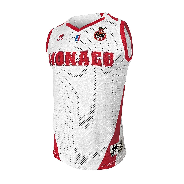 AS Monaco - Camiseta Oficial del Equipo de Baloncesto 2019-2020, N ...