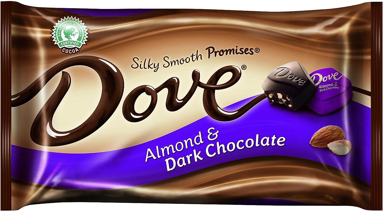 Dove Dark Chocolate Almond Promises, 8.5 Ounce