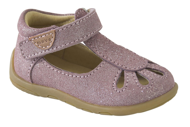 MOVE Baby Infant Girls Sandal Pink (Lavanda) 23 23 EU 450217