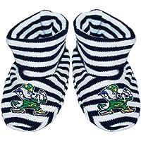 North Carolina State University Newborn Baby Bootie Sock