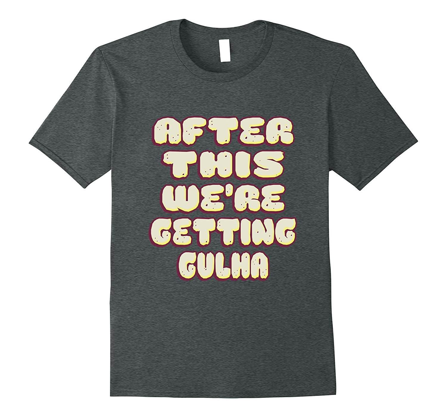 After this were getting gulha shirt-Vaci