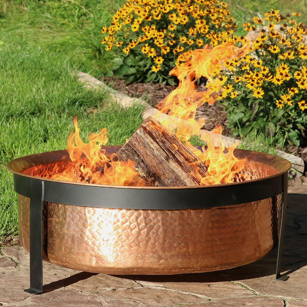 13 Best Copper Fire Pit To Enjoy This Fall 2021 Buyer S Guide