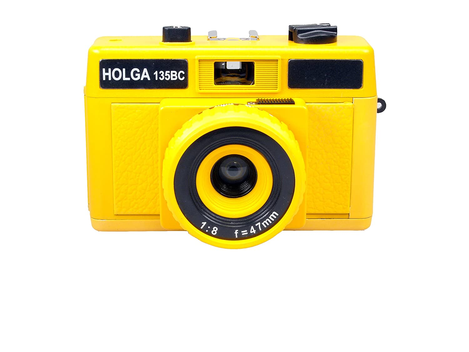 Holga 223135 Holgaglo 135 Camera - Solar Yellow