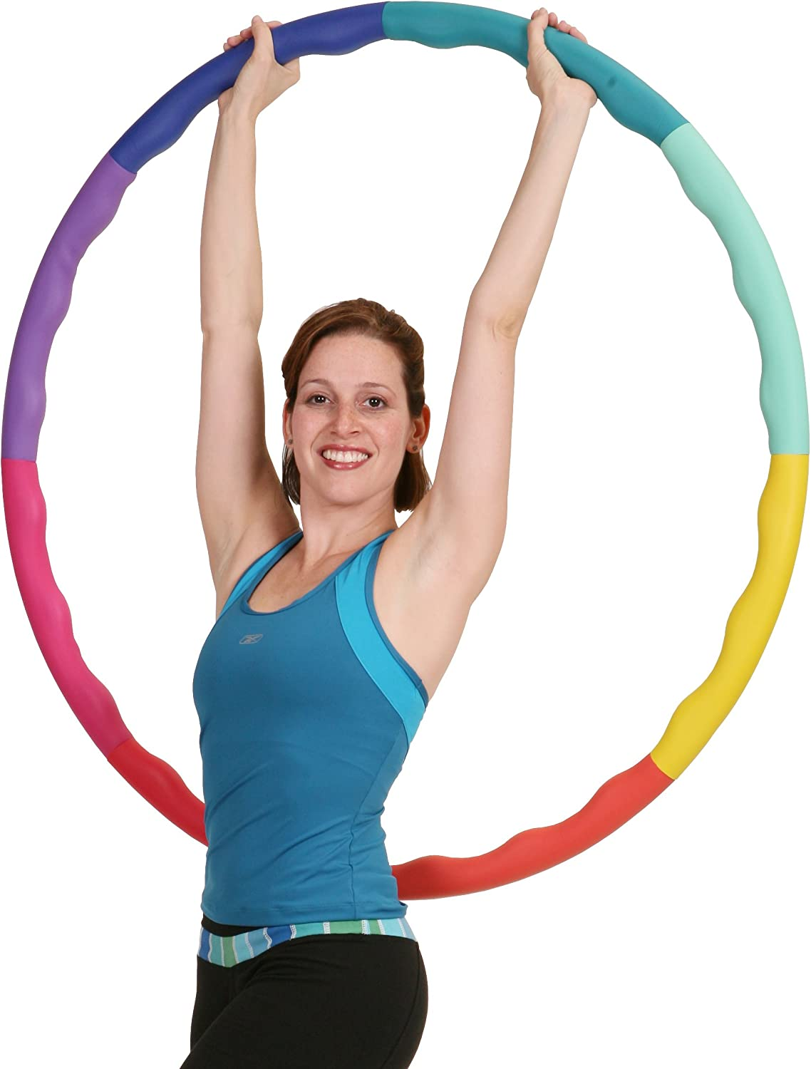 5 LB Weighted weight lossHula Hoop   for Exercise,Fitness workout Health Hoop®