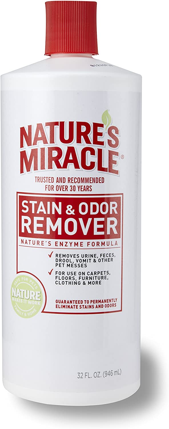 Nature's Miracle P-98151 Dog Stain and Odor Remover