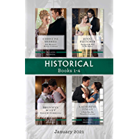 Historical Box Set Jan 2021/Lady Margaret's Mystery Gentleman/Unexpectedly Wed to the Officer/Portrait of a Forbidden…