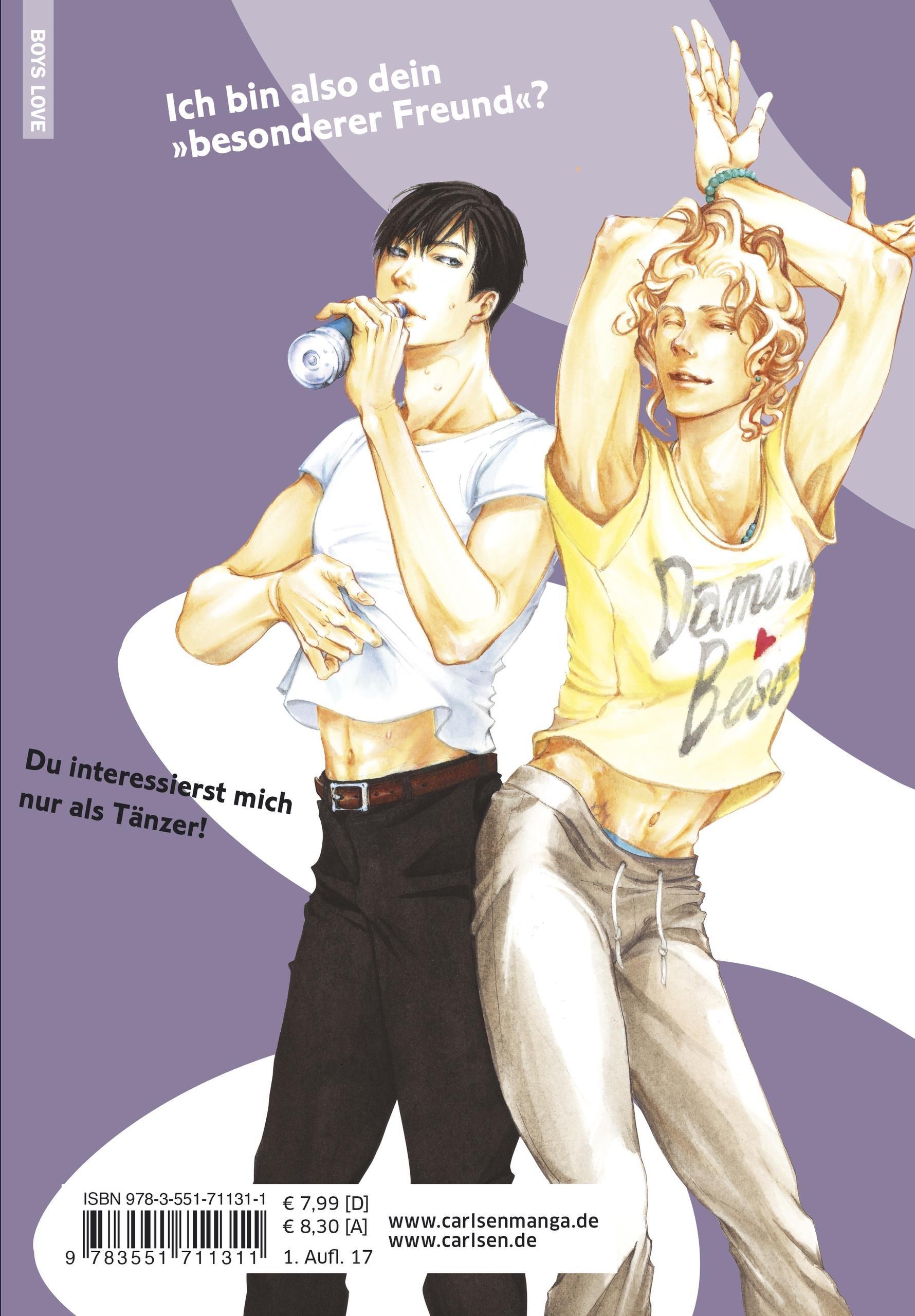 10 Dance! 2: Amazon.de: Satoh Inoue, Dorothea Überall: Bücher