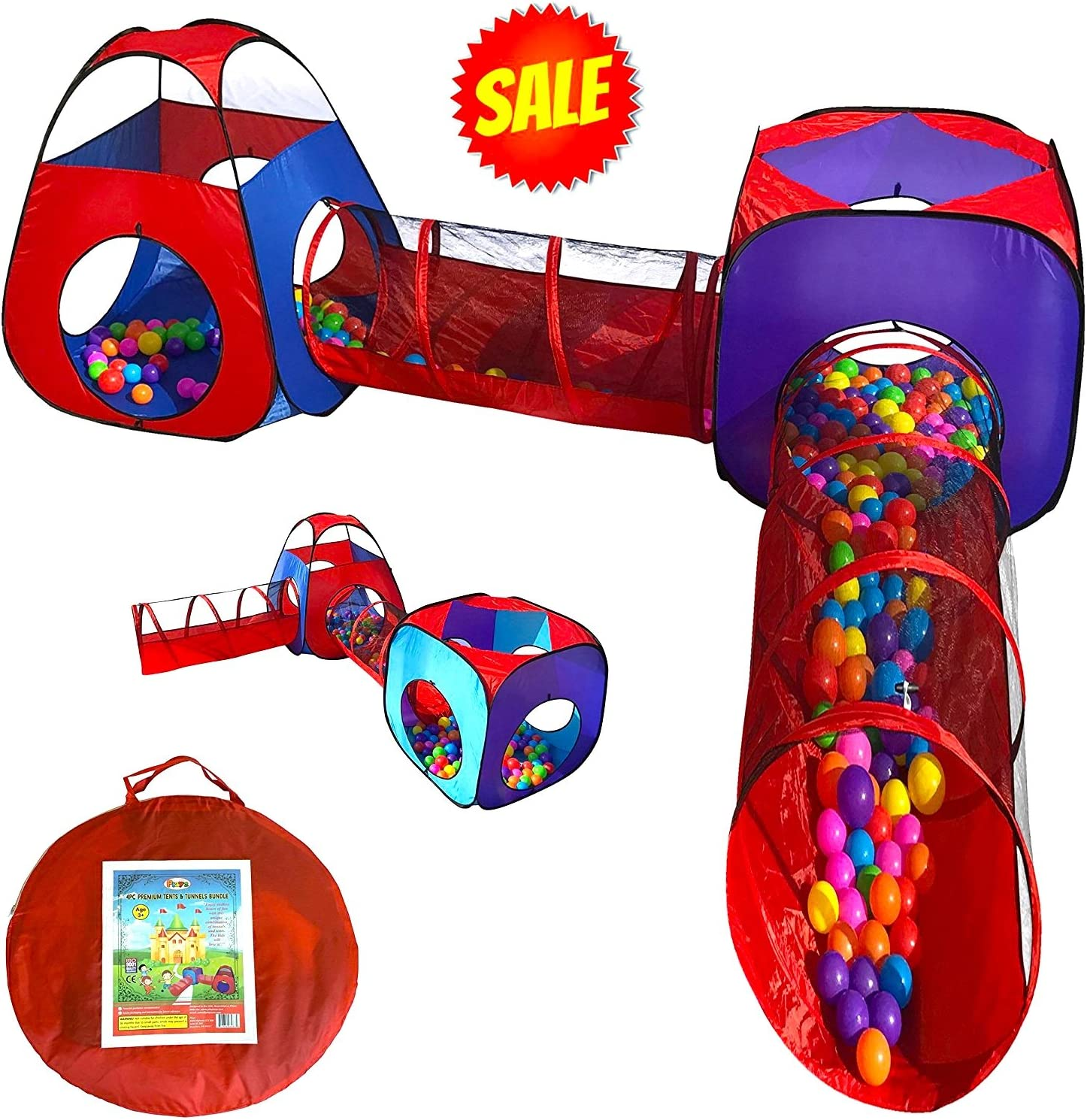 Most wished for  sc 1 st  Amazon.com & Amazon.com: Play Tents u0026 Tunnels: Toys u0026 Games: Play Tents Play ...