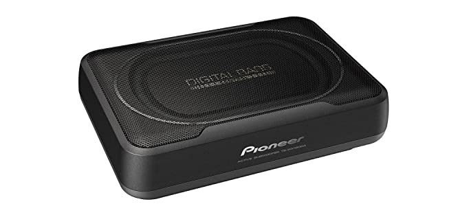 amazon com pioneer ts wx130da compact active subwoofer cell phones rh amazon com