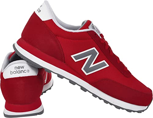 Color Rojo New Balance 500 Zapatillas Moda Lifestyle para ...