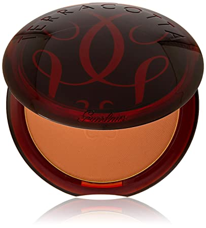 Guerlain Terracotta Bronzing Powder, Moisturizing and Long Lasting, 01, 0.35 Ounce