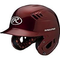 Rawlings R16 Series Metalllic Casco de bateo de béisbol