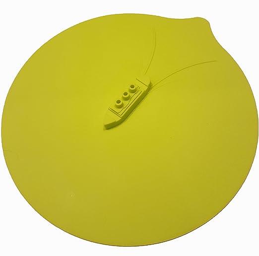 3dots- Tapa vaporera de silicona verde lima pequeña,apta para ...