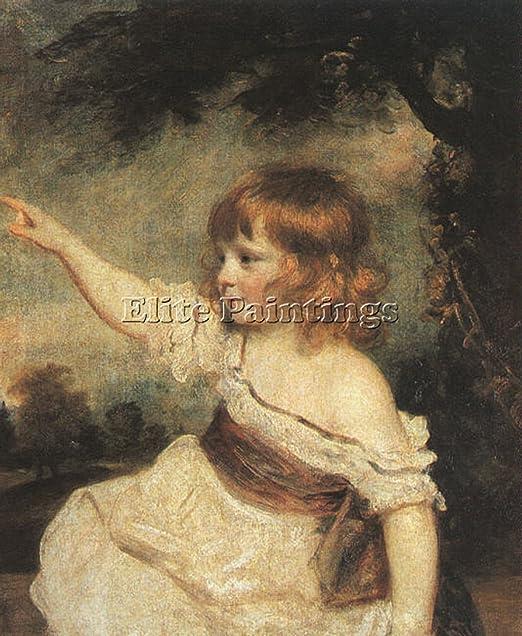 Amazon.com: Elite-Paintings Reynolds 12 Artist Painting