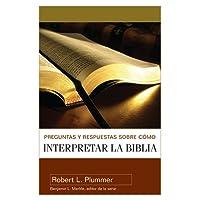 Preguntas Y Respuestas/Interpretr/Biblia