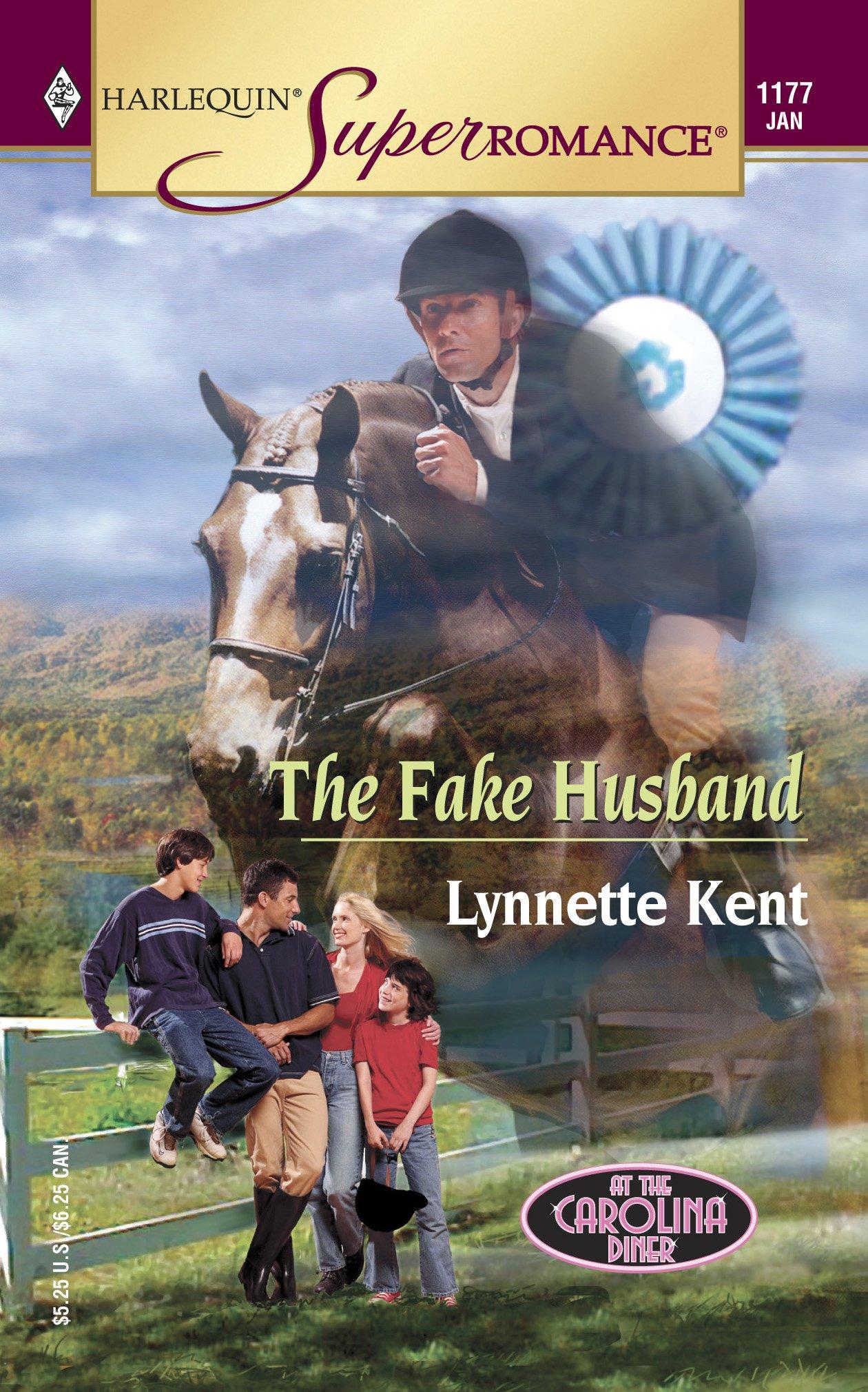 Download The Fake Husband : At the Carolina Diner (Harlequin Superromance No. 1177) pdf