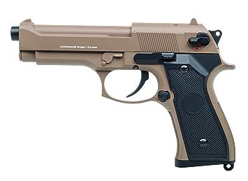 Softair Pistole GSG M92 Vollmetall, Kal  6mm, AEP-System < 0,5 Joule