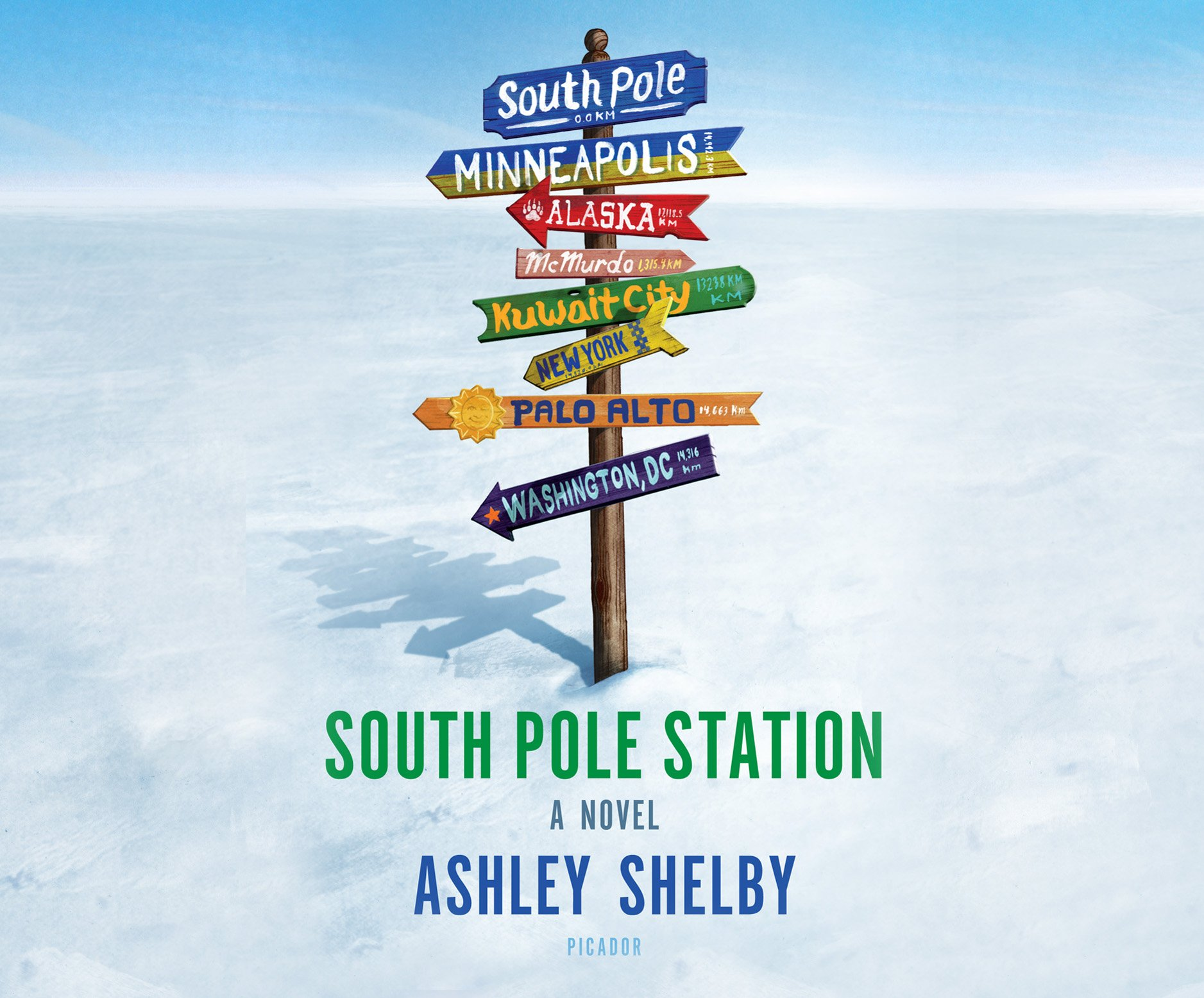 Download South Pole Station: A Novel pdf epub