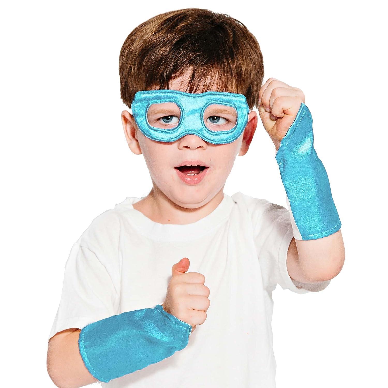 Everfan Superhero Eye Mask and Powerbands - Kids 120102