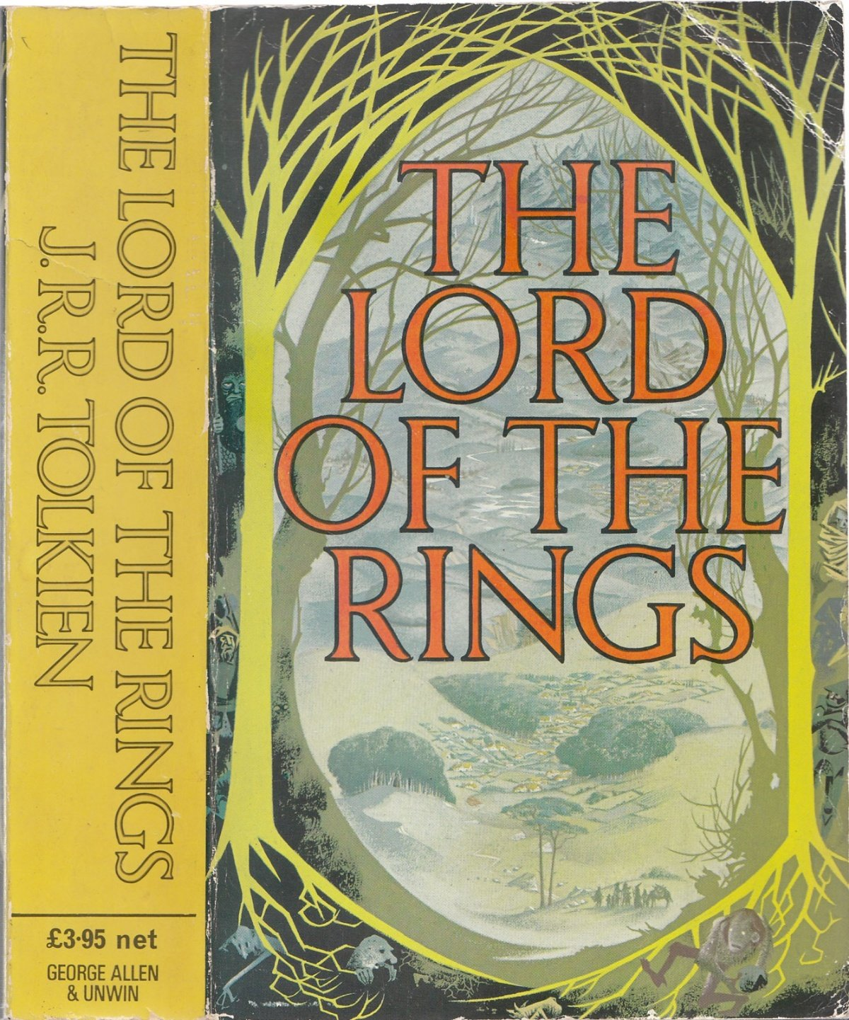 Lord of the Rings: 3v.in 1v: Amazon.es: Tolkien, J. R. R.: Libros ...