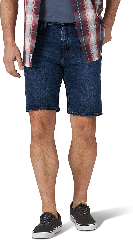 Wrangler Authentics Men's Comfort Flex Waistband Short at  Men's Clothing store