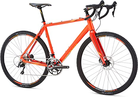 Mongoose Selous Expert Gravel Bicicleta de Carretera con Rueda de ...