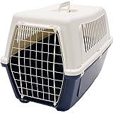 Rosewood Vision Classic - Transportín para Gatos y Mascotas (60 cm), Color Azul