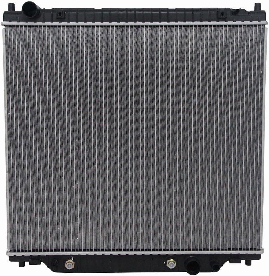 Radiator For 2005-2007 Ford F250 F350 F450 F550 Super Duty Diesel 6.0 6.8 2887
