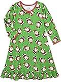 ثوب نوم بناتي بأكمام طويلة من Sara's Prints