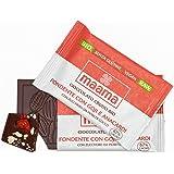 MAAMA Cioccolato Crudo Biologico con Goji e Anacardi   Fondente 67% Cacao  Con Zucchero da Fiori di Cocco   No: Glutine, Latticini, Soia, OGM  1 tavoletta x 30 g.