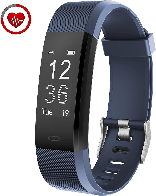 Vigorun Pulsera Inteligente, YG3 Plus Fitness Tracker con ...