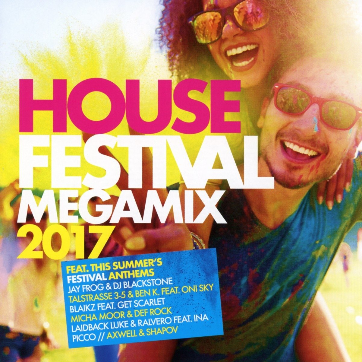 VA - House Festival Megamix 2017 - 2CD - FLAC - 2017 - VOLDiES Download