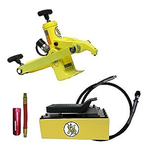 ESCO 10821 Pro Series Combi Bead Breaker Kit with Metal Pump